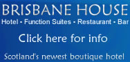 Brisbane House Hotel, Largs Ayrshire Scotland