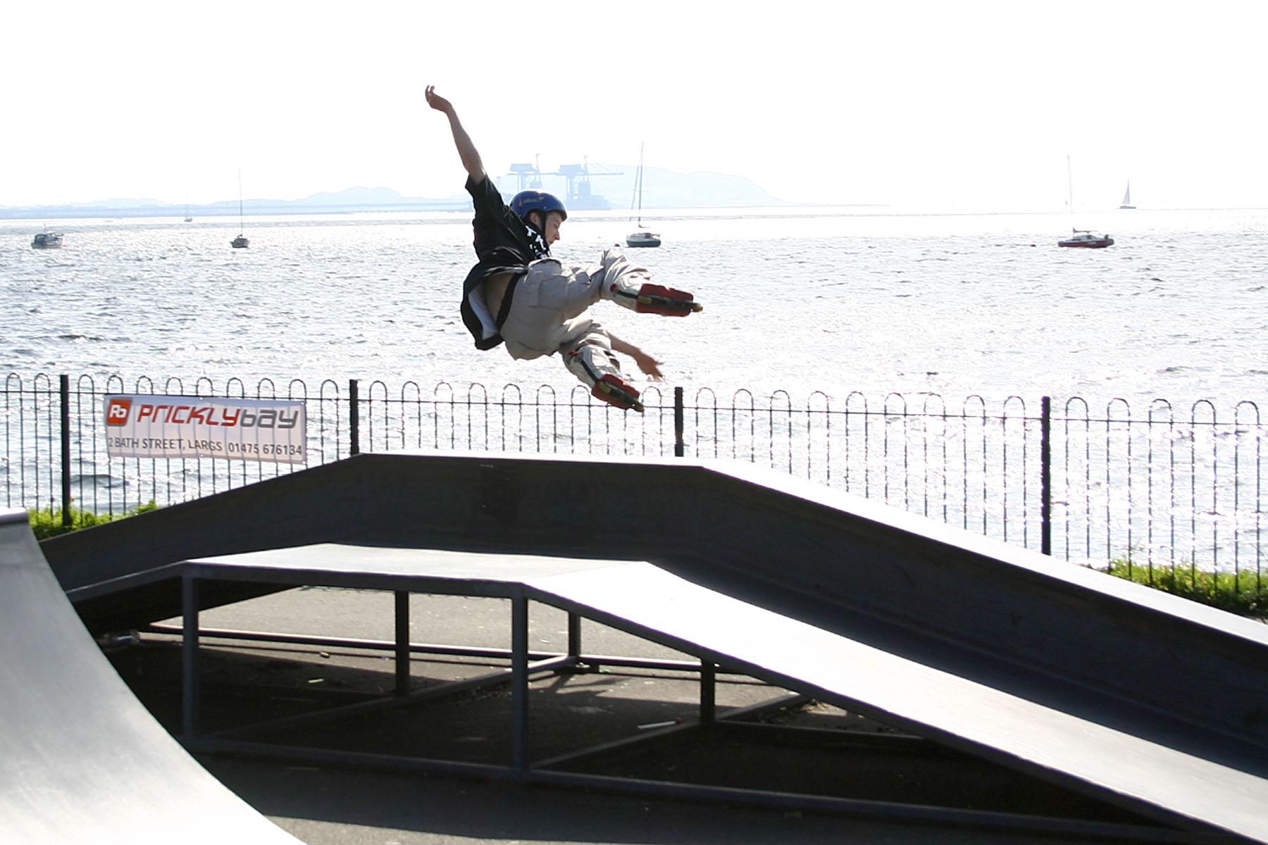 Aggressive Inline Skate Frames